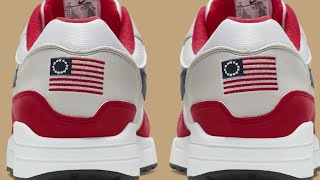 Nike Pulls Betsy Ross Shoes After Complaint
