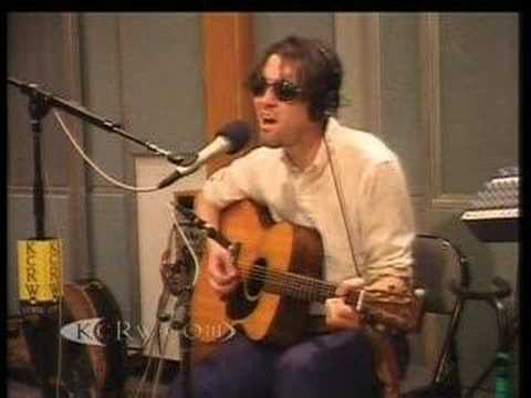 Cass McCombs - That's That (Performed Live for KCRW)