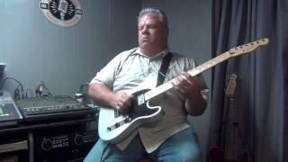Matt Bernard Guitar solo from Matt