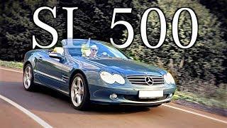 его Величество - SL500. Самый подробный обзор в истории!