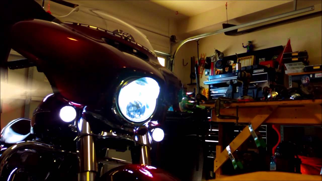 Led Turn Signals For Harley Davidson Street Glide