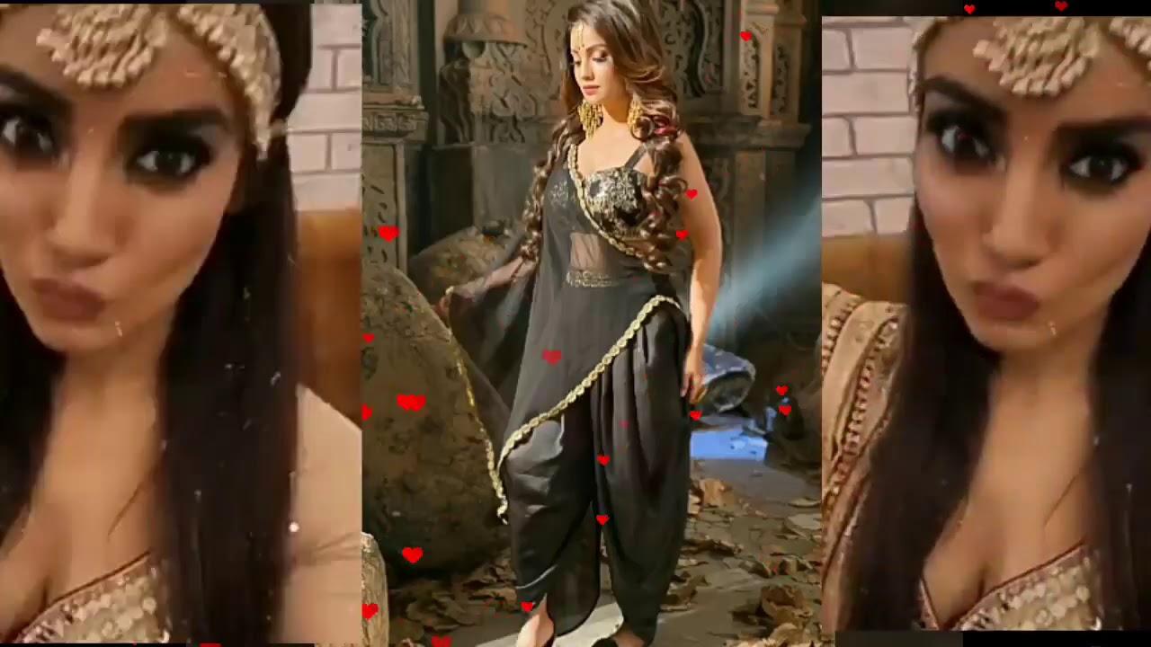 Surbhi Jyoti New Show Shooting 💃 Ganesh Utsav 2020 Stat parivar 2020 Off screen shot beautiful.