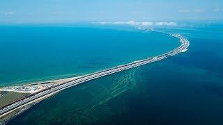 Жизнь после Крымского моста. Как в Украине отреагировали на его открытие и заявления Запада