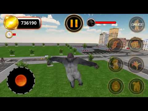 Gorilla Smash City For Pc - Download For Windows 7,10 and Mac
