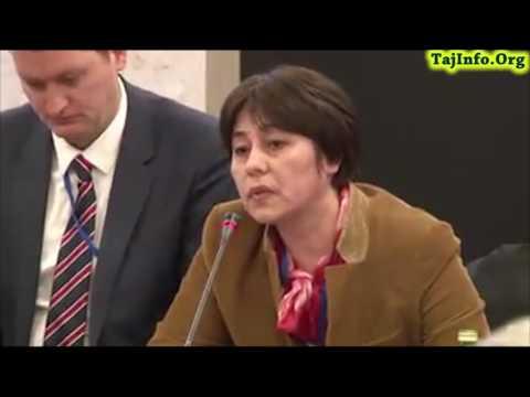 Разоблачение преступлений режима Рахмона против таджикского народа