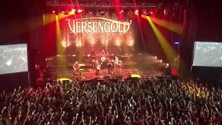 Versengold - Funkenflug (Live im Mehr! Theater) 15 Jahre Versengold (28.10.18)