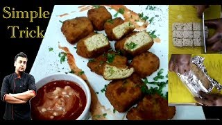 How to make Chicken Chees Nuggets recipe