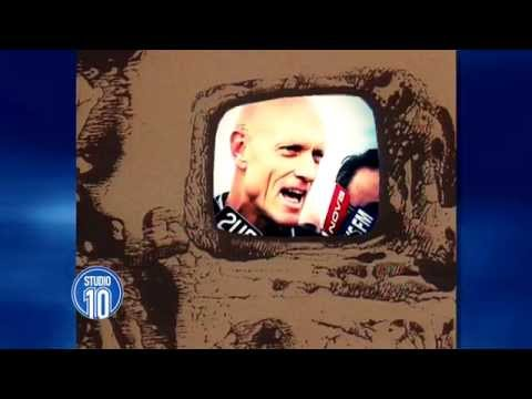 Peter Garrett: Interview on Studio 10