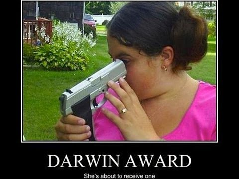 10 Most Stupid Darwin Awards