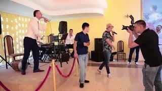 Жених исполняет рэп на свадьбе. Трек