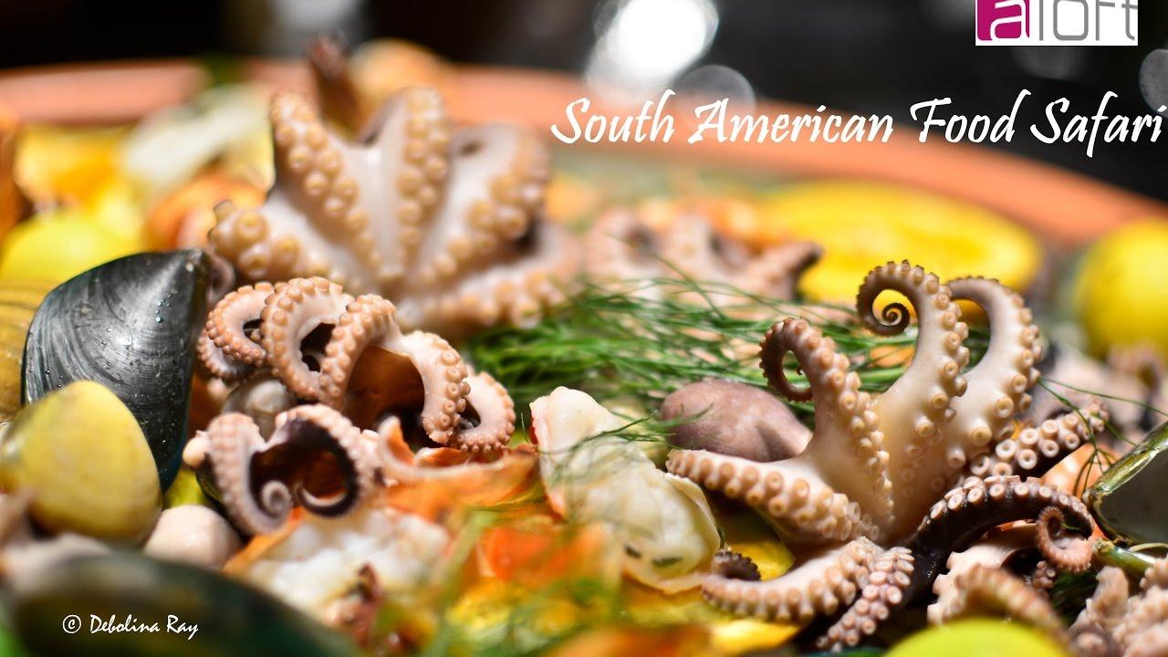 Aloft south american food safari youtube aloft south american food safari forumfinder Gallery