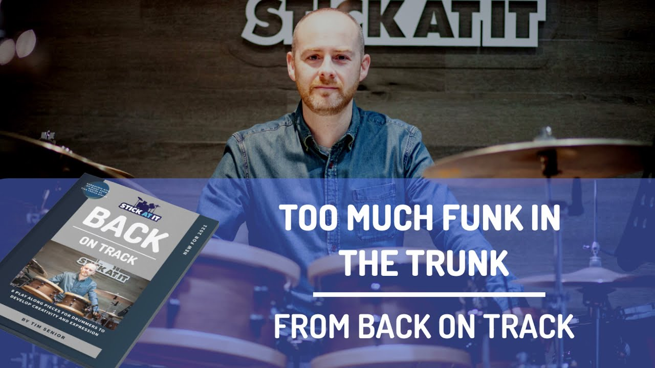 Too Much Funk in the Trunk | Back on Track | Tim Senior