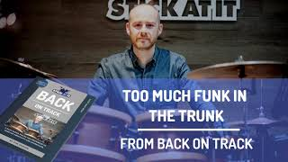 Too Much Funk in the Trunk   Back on Track   Tim Senior