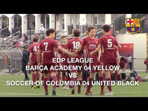 EDP Barça 04 Yellow Vs SAC 04 United Black
