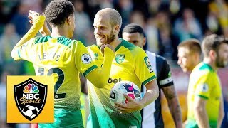 Teemu Pukki leads Norwich City's survival chances | Premier League | NBC Sports
