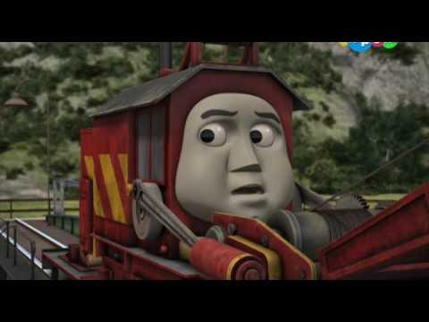Томас и его друзья. Сезон 17, серия 16  Слишком много пожарных