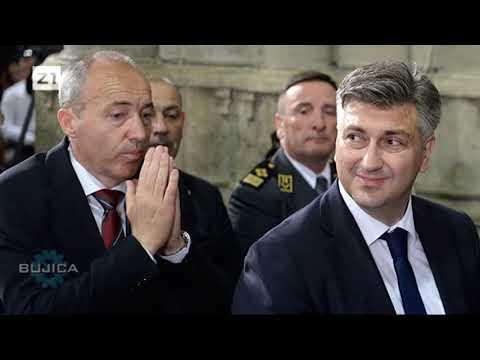 BUJICA 30.03.2018. ELVIS DUSPARA: PLENKOVIĆU NIJE MJESTO U KATEDRALI!