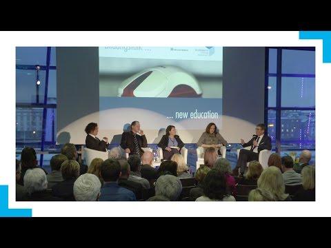 Bildungstalk mit Sonja Hammerschmid: New Education