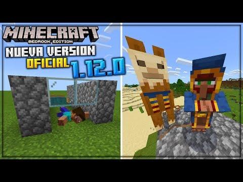 NUEVA ACTUALIZACIÓN OFICIAL: Minecraft PE/Bedrock 1.12 Review