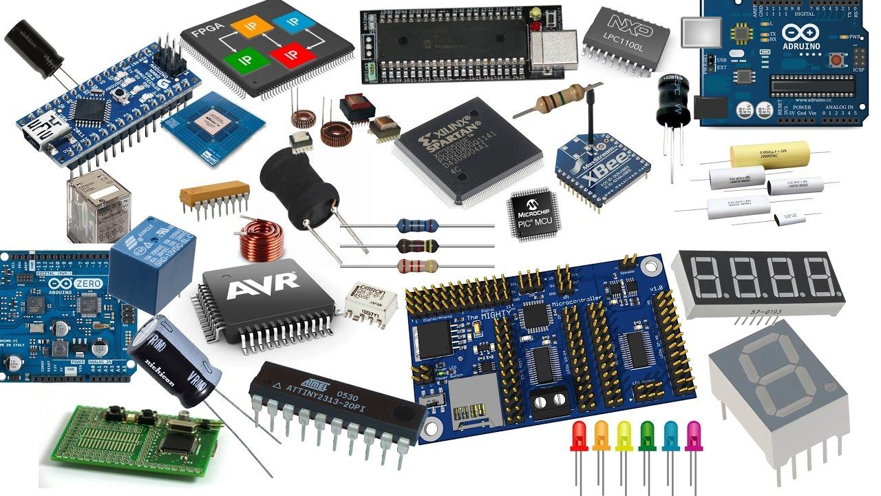 Electronic Components - Basics Of Electronics