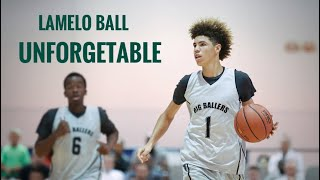 Lamelo Ball - Unforgetable - HD