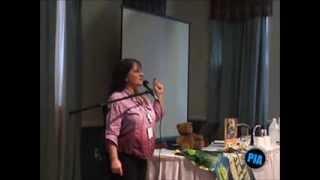 Trish Yancey - PIA 2011