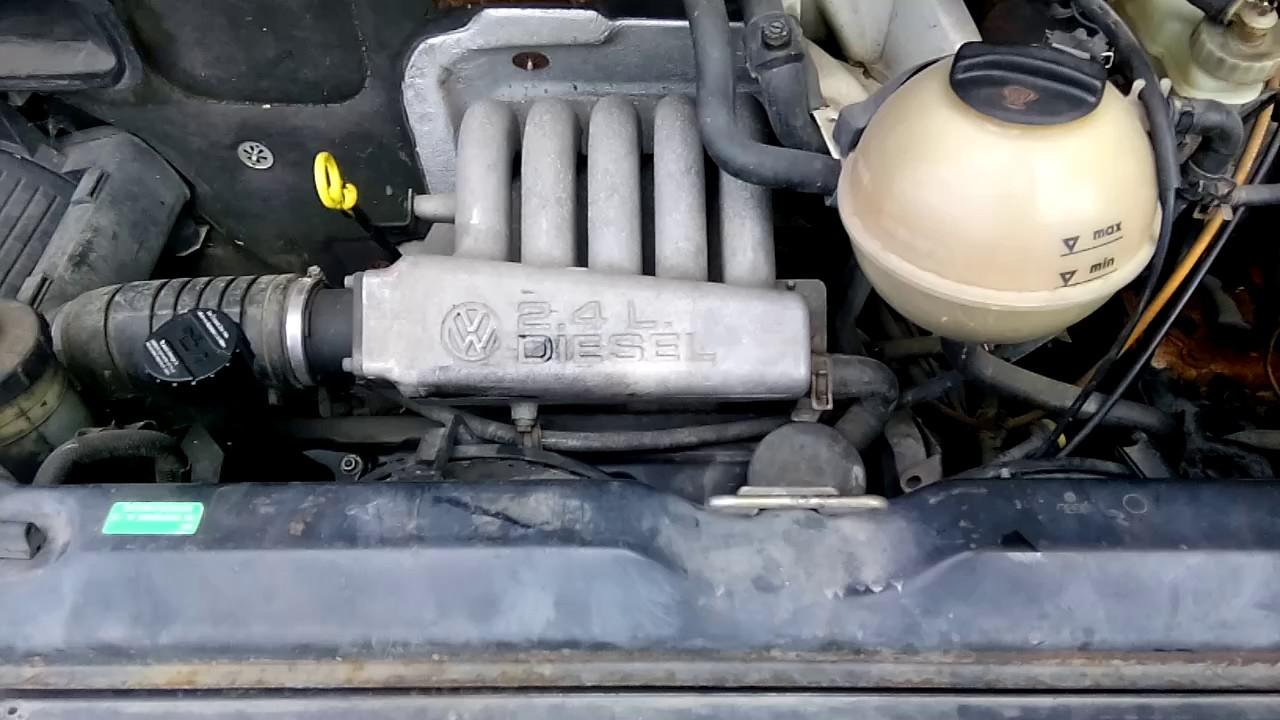 Фольксваген транспортер т4 двигатель 2 4 аав дизель элеватор или эливатор как правильно