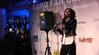 ESCKAZ in Vienna: Conchita Wurst - Somebody to Love (at Eurofancafe)