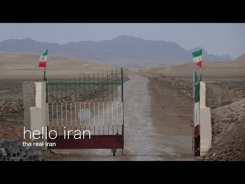 Hello Iran - the real Iran