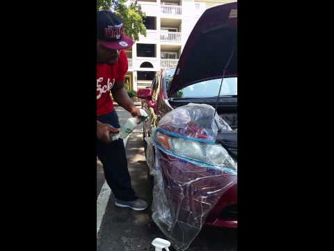 headlight restore for 3yrs and how to fix scraches yellowish headlight and foggy looking cars