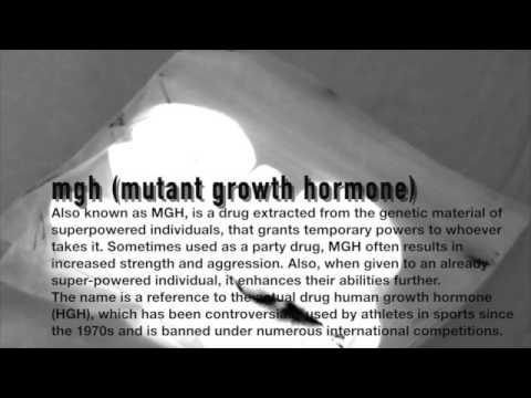 DJ 2COx - MGH (Mutant Growth Hormone)