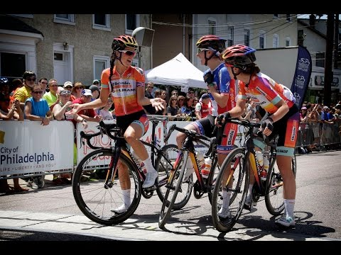 Best moments: 2015 UCI Women Road World Cup: Philadelphia Classics