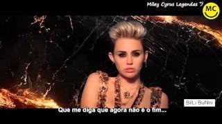 Miley Cyrus - Someone Else [Legendado] ᴴᴰ