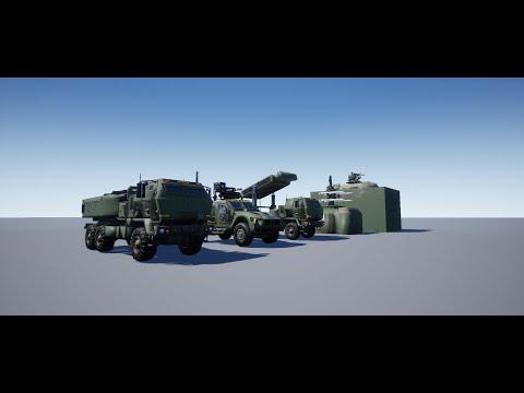UE4 Turret Weapon