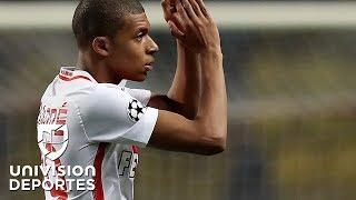 Sobre la hora, el PSG volvió a romper el mercado con el fichaje de Mbappé