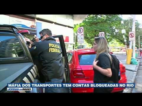 RJ: Máfia dos transportes tem contas bloqueadas