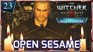 Witcher 3: HEARTS OF STONE ► Maximilian Borsodi's House Heist #23