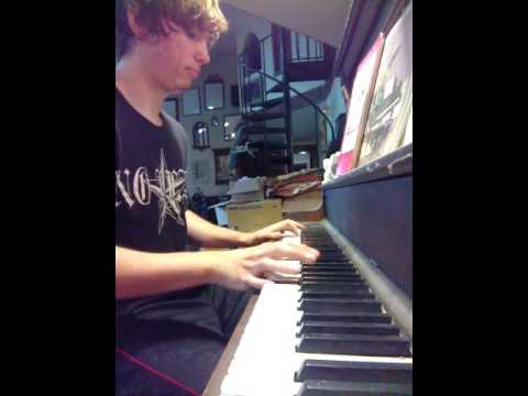 remember disturbed piano cover