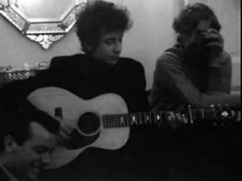 Bob Dylan And Donovan