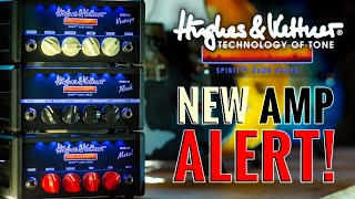 Introducing the Hughes & Kettner Spirit Nano Series | Vintage to Metal and everything in between