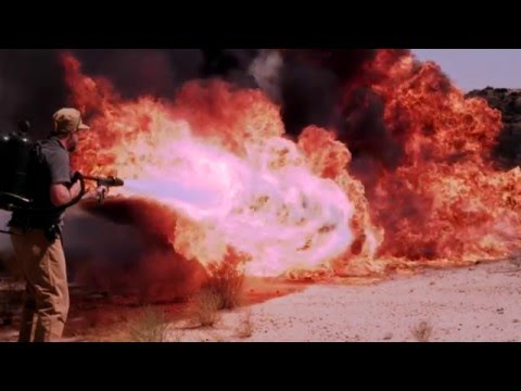 Flamethrower Q&A with Charlie Hobson
