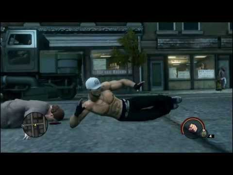 Saints Row 3 gameplay on GTS450 (︻デ═ー The Illusive man)