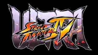 Ultra Street Fighter IV - Character Select Theme (Arcade)
