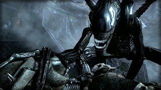 ALIEN VS PREDATOR | Aliens VS Predator (Alien Campaign Ending)