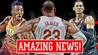 The NEW CAVS TRUST each other already! The DONOVAN MITCHELL effect | NBA News