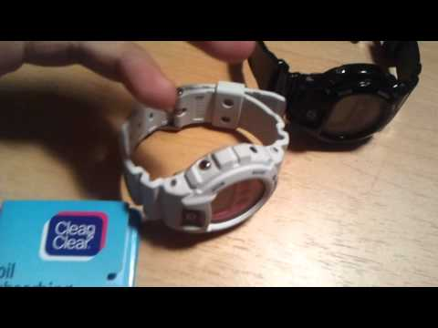 Safe G Shock Cleaning Tips