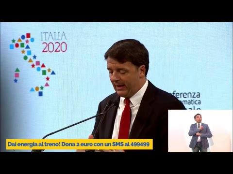 #italia2020 Conferenza Programmatica Nazionale Terzo Giorno