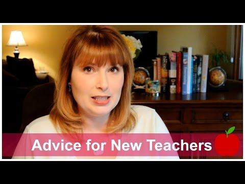 🍎Advice for New Teachers | Tina Bietler