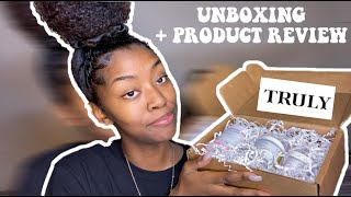very detailed *honest* unboxing + review ft. Truly Beauty