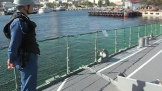 Владивосток: Корабли ВМФ Японии